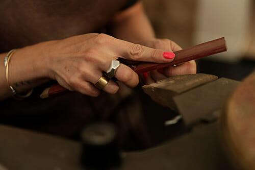 Vedligeholdelse af smykker